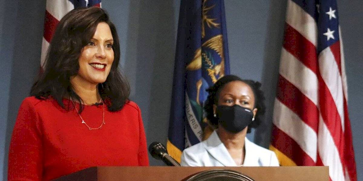 FBI acusa a seis personas por planificar el secuestro de la gobernadora de Michigan