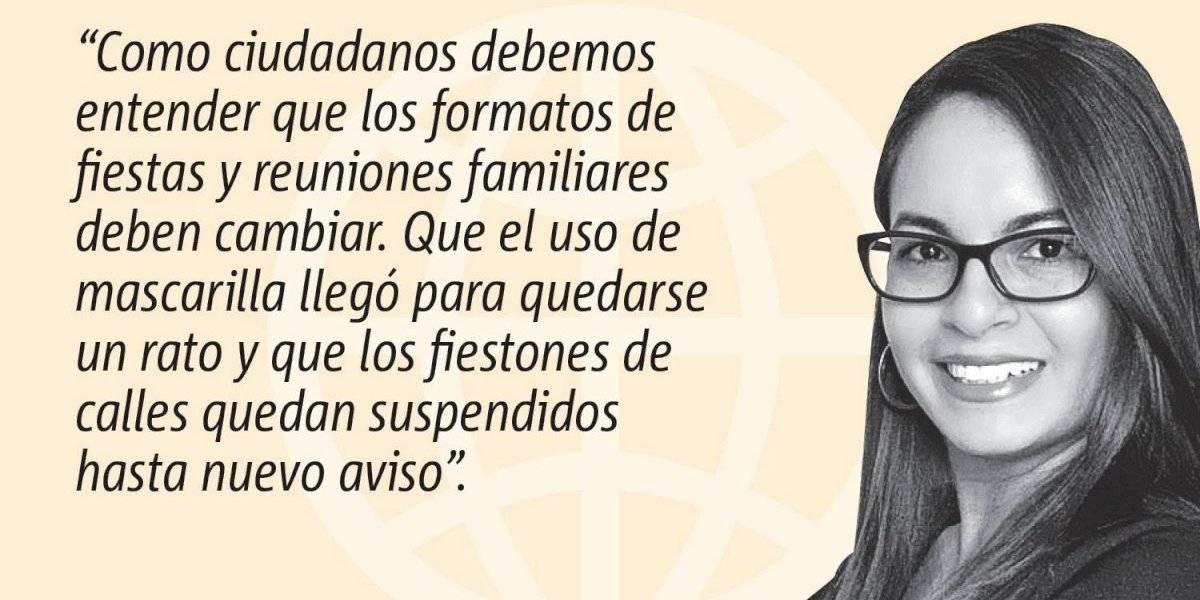 Opinión de la Doctora Marieli González: Anticipo Navideño Versión Pandemia