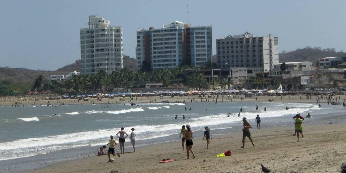 Feriado: la situación del oleaje durante el fin de semana en playas del Ecuador