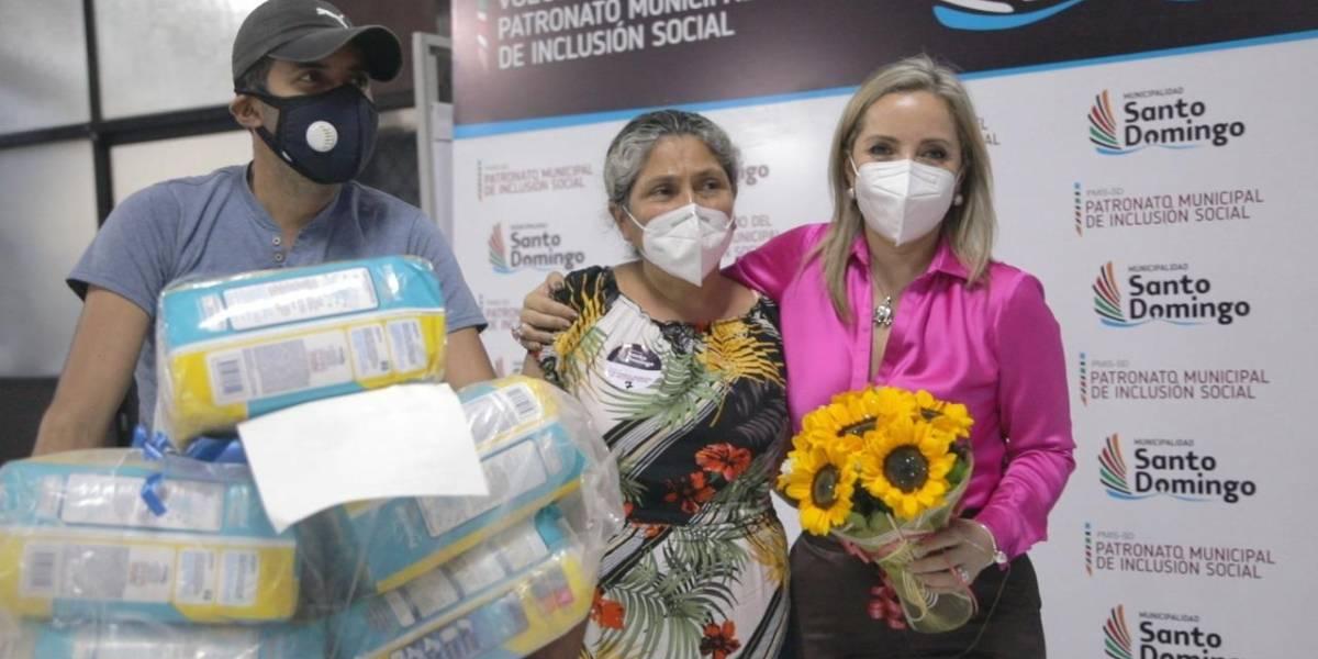 Más ayudas sociales para las personas vulnerables de Santo Domingo de los Tsáchilas