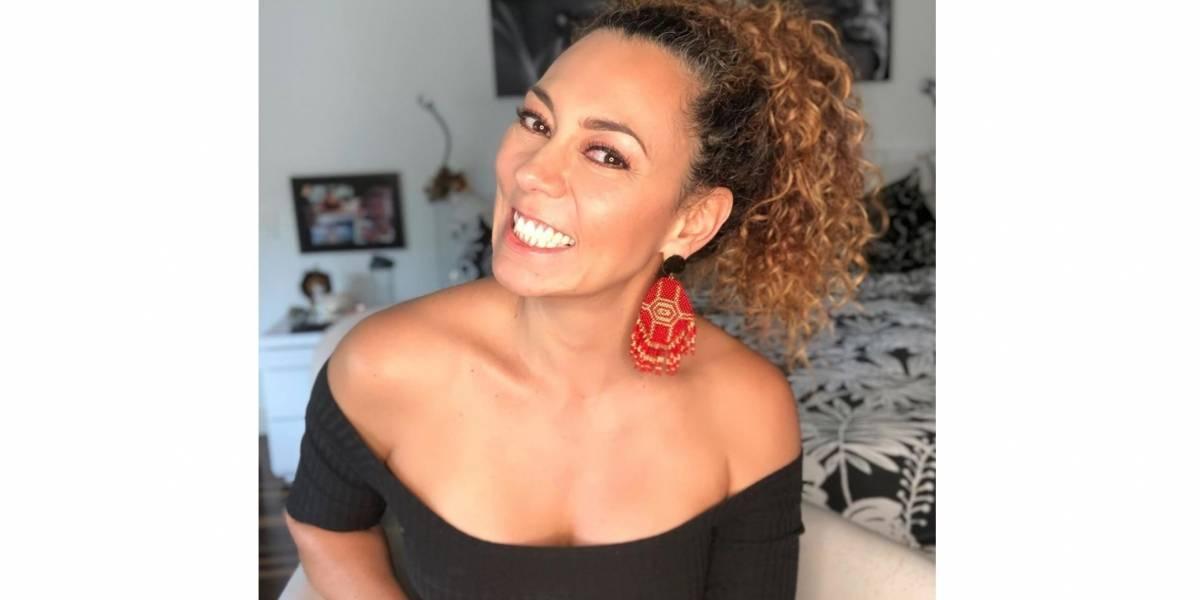 Ella es Micaela, la hija de Andrea Guzmán que heredó sus icónicos crespos