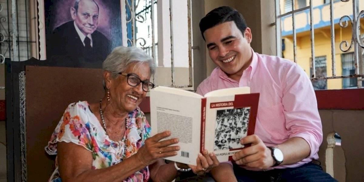 Jesús Manuel Laboy crea un plan de desarrollo integral para el Distrito de San Juan