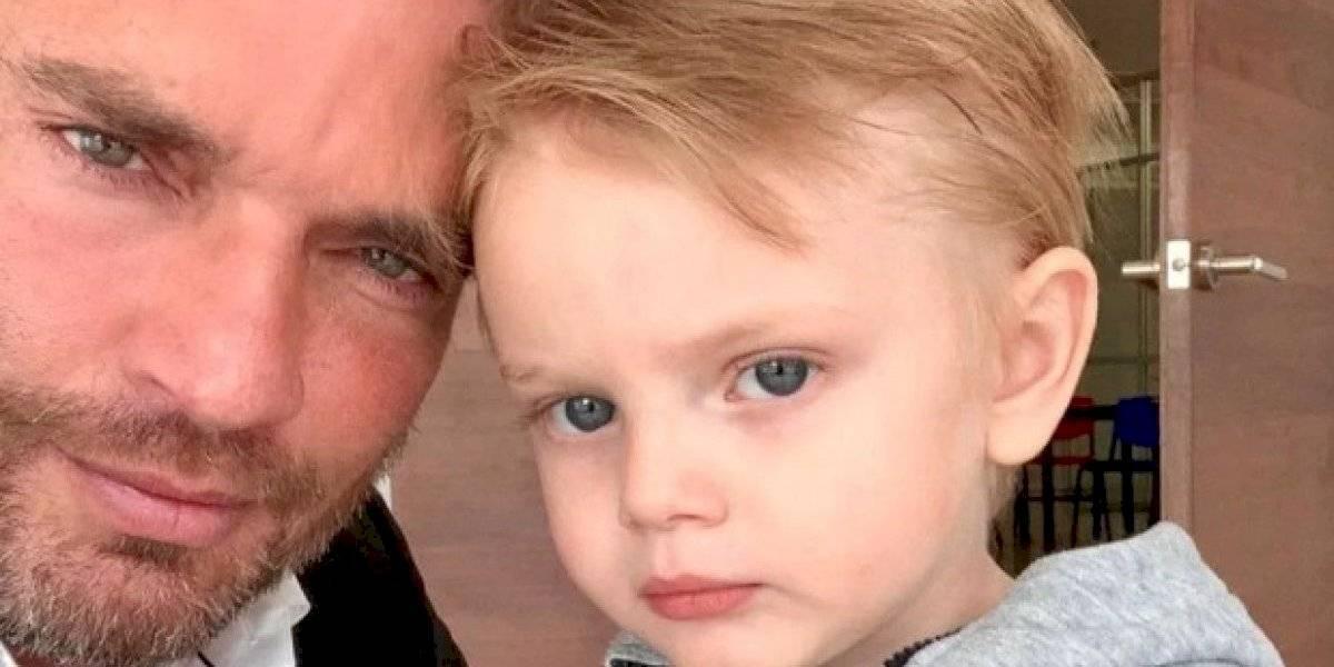 Julián Gil pierde la patria potestad de su hijo