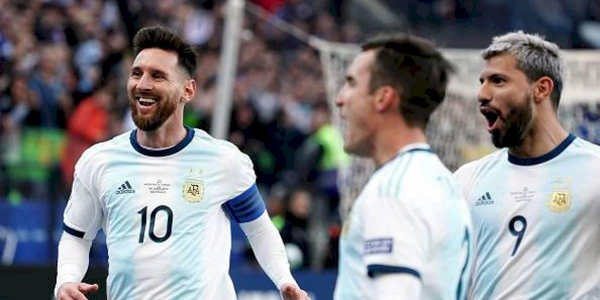 Argentina vs Ecuador: la hinchada argentina alentará a través de parlantes