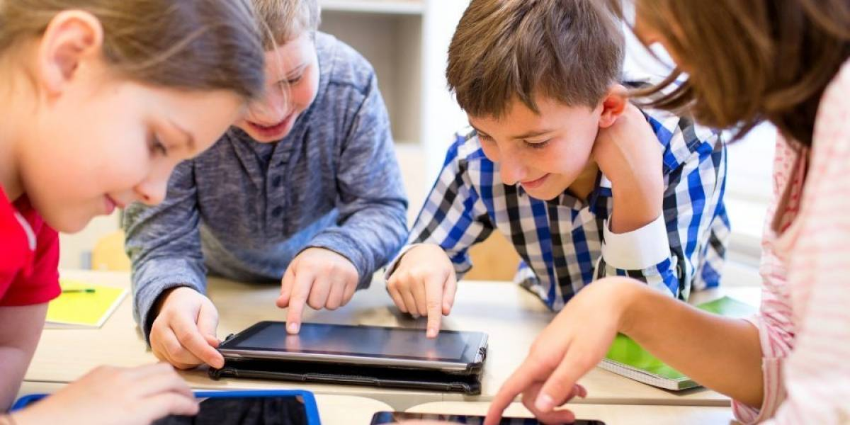 Soy Momo presentó una nueva tablet para conectar a los niños de forma segura