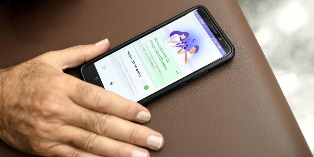 Portaltic.-Solo el 9,9% de la población en España con 'smartphones' ha descargado la aplicación Radar Covid