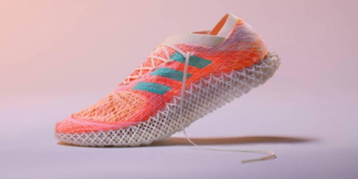 Adidas Strung: conoce al zapato deportivo tejido por un robot