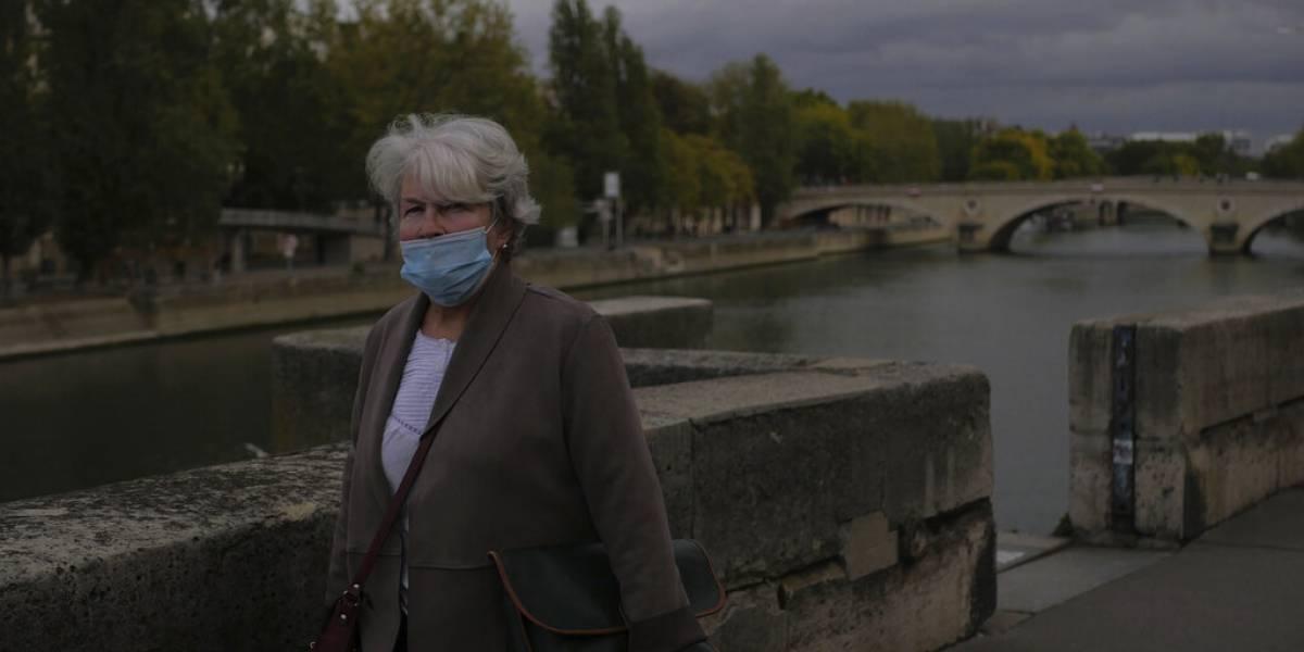 Hospitales de París en emergencia ante repunte de casos de coronavirus