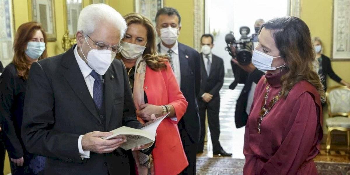 Beatriz Gutiérrez gastó más de 364 mil pesos para buscar 'tesoros' en Europa