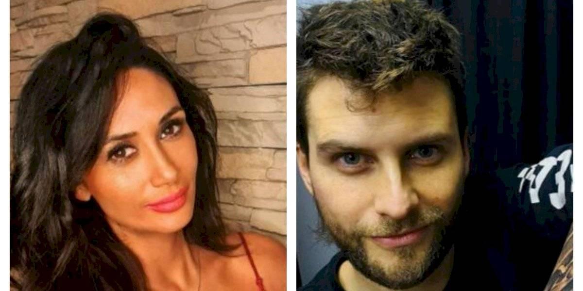 """Confirman que Pamela Díaz y Jean Philippe Cretton están en una relación: """"Es evidente que están juntos"""""""