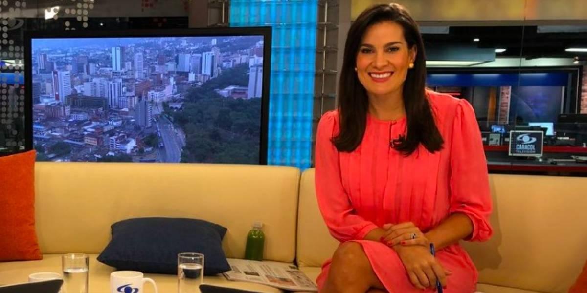 Dos famosas presentadoras estarían peleándose el puesto de Vanessa de la Torre en 'Noticias Caracol'