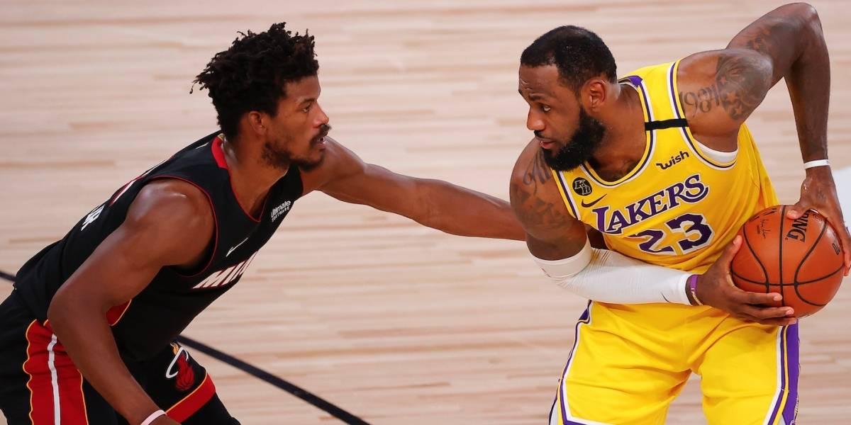 Los Ángeles Lakers vs. Miami Heat   EN VIVO ONLINE GRATIS Link y dónde ver en TV Final de la NBA 2020: Juego 5, canal y streaming