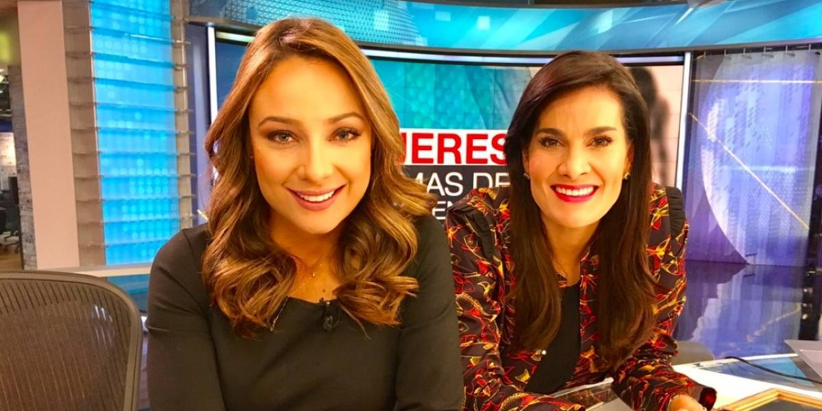 La polémica razón de la salida de Vanessa de la Torre de 'Noticias Caracol', según los televidentes