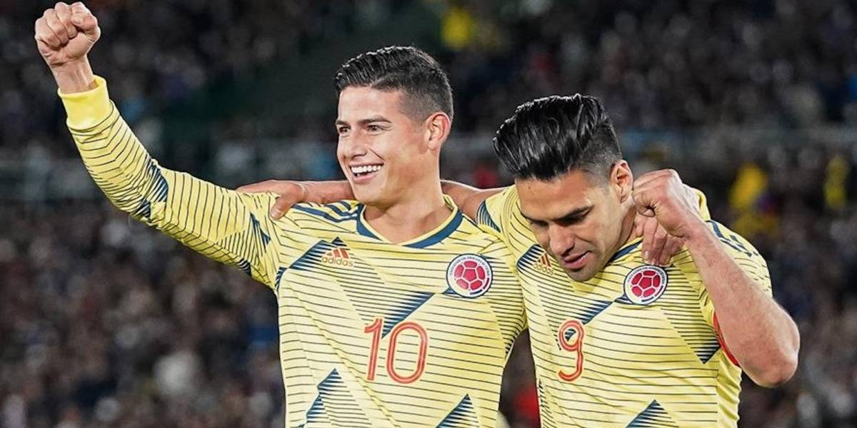 ¡SORPRESAS! Confirman los titulares con los que Colombia irá por la victoria contra Venezuela