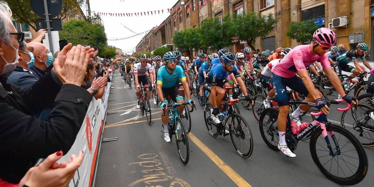 Etapa 8 Giro de Italia | EN VIVO ONLINE GRATIS Link y dónde ver en TV etapa 8 del Giro: etapas, canal, perfil, horario y colombianos