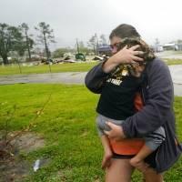 Huracán Delta alcanza costa de Luisiana como ciclón categoría 2