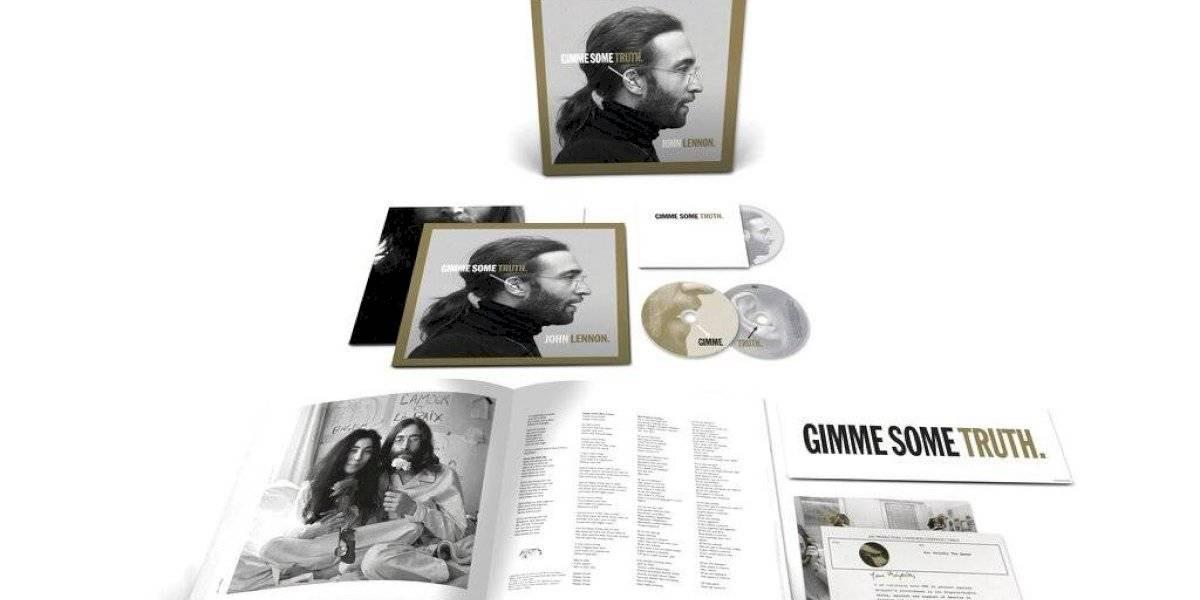 Celebran el 80º natalicio de John Lennon con colección de 36 canciones elegidas por Yoko Ono y Sean Ono Lennon
