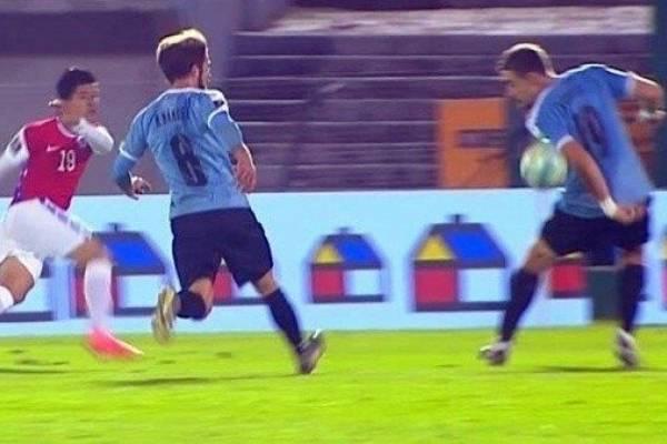 """El juicio de Javier Castrilli: """"No fue penal, los jugadores no pueden andar como"""
