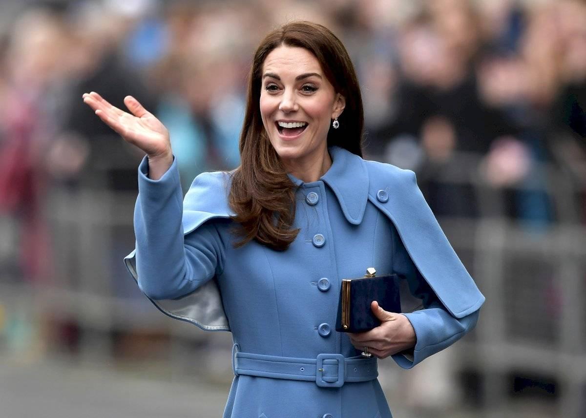 Kate Middleton luce impecable en todas sus presentaciones