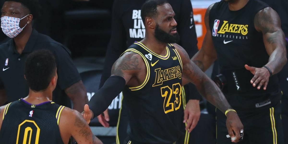 Miami Heat vs. Los Angeles Lakers, ¿dónde y a qué hora ver el Juego 5 de las Finales?