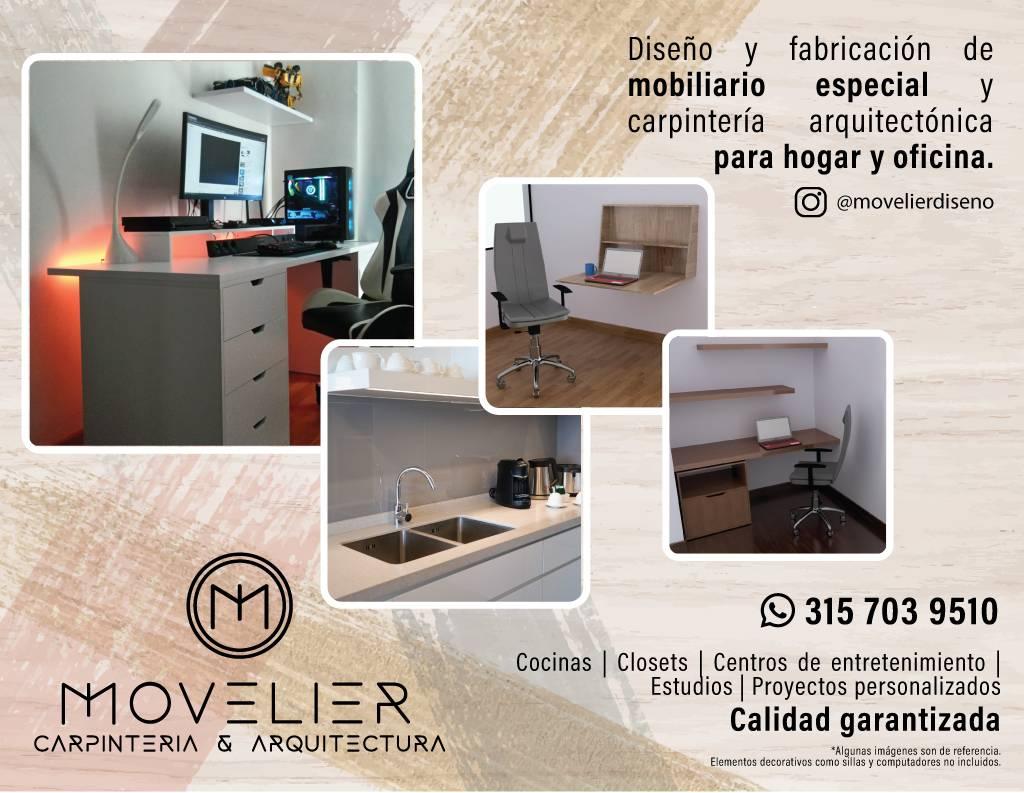 Movelier: Productos que tu hogar podría necesitar
