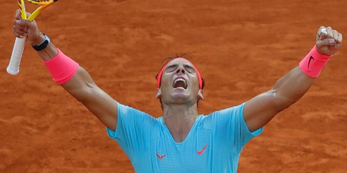 Rafael Nadal y Novak Djokovic se encontrarán en final del Abierto de Francia