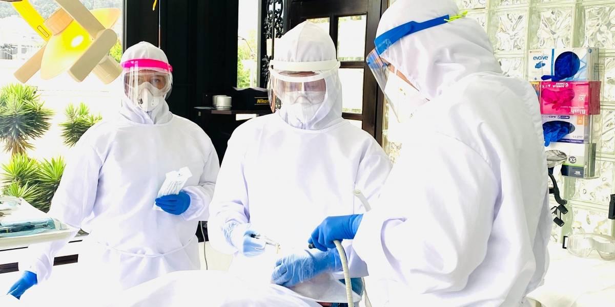 Así es la odontología en tiempos de pandemia