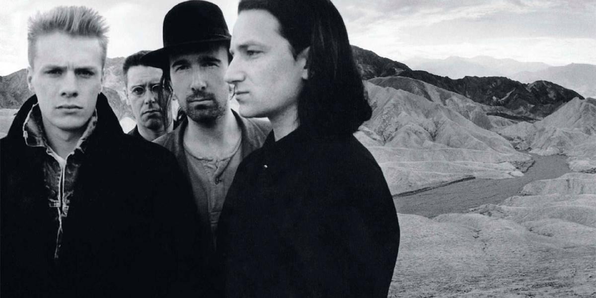 'The Josua Tree', do U2, é eleito o melhor álbum da década de 80