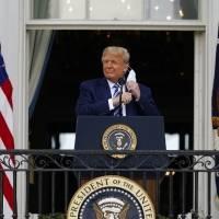 Trump aprueba la declaración de desastre en Luisiana tras el paso del huracán Delta