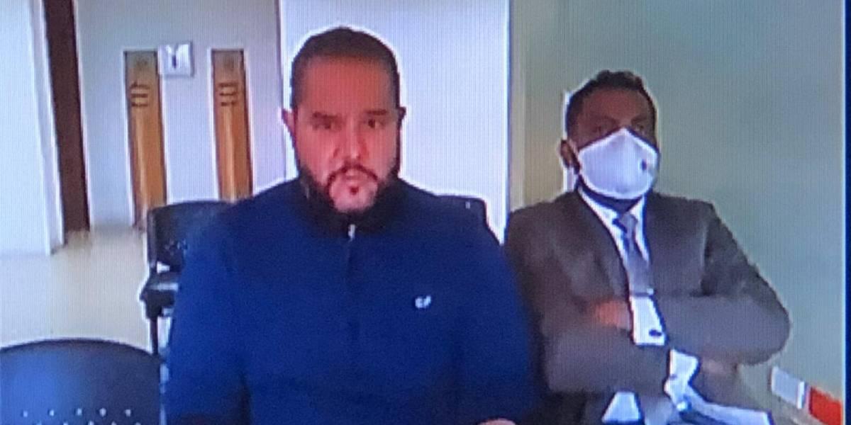 Las exigencias de Jacobo Bucaram en la cárcel 4 de Quito: una tablet, colchón ortopédico, billar
