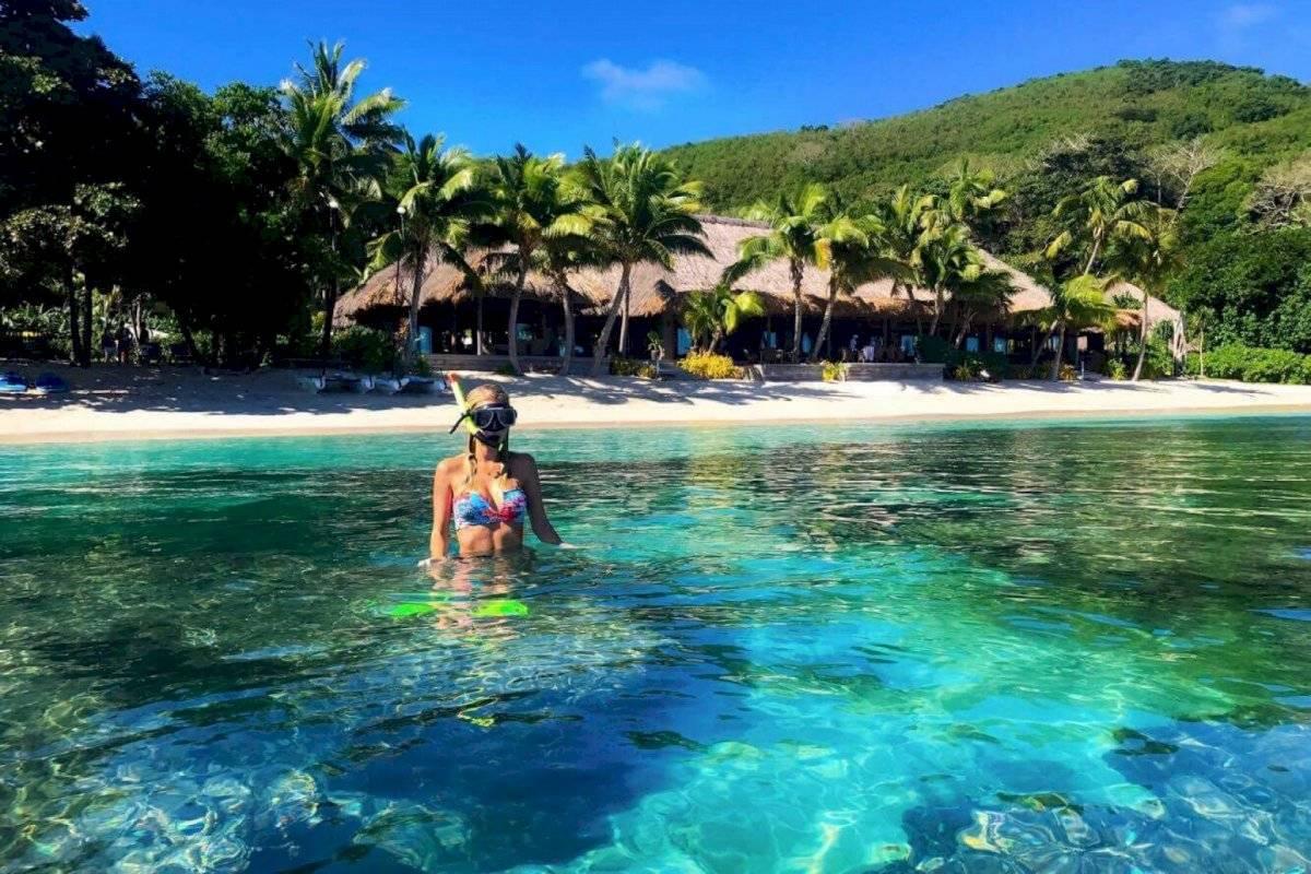 Las islas de Fiji son un verdadero regalo de la naturaleza