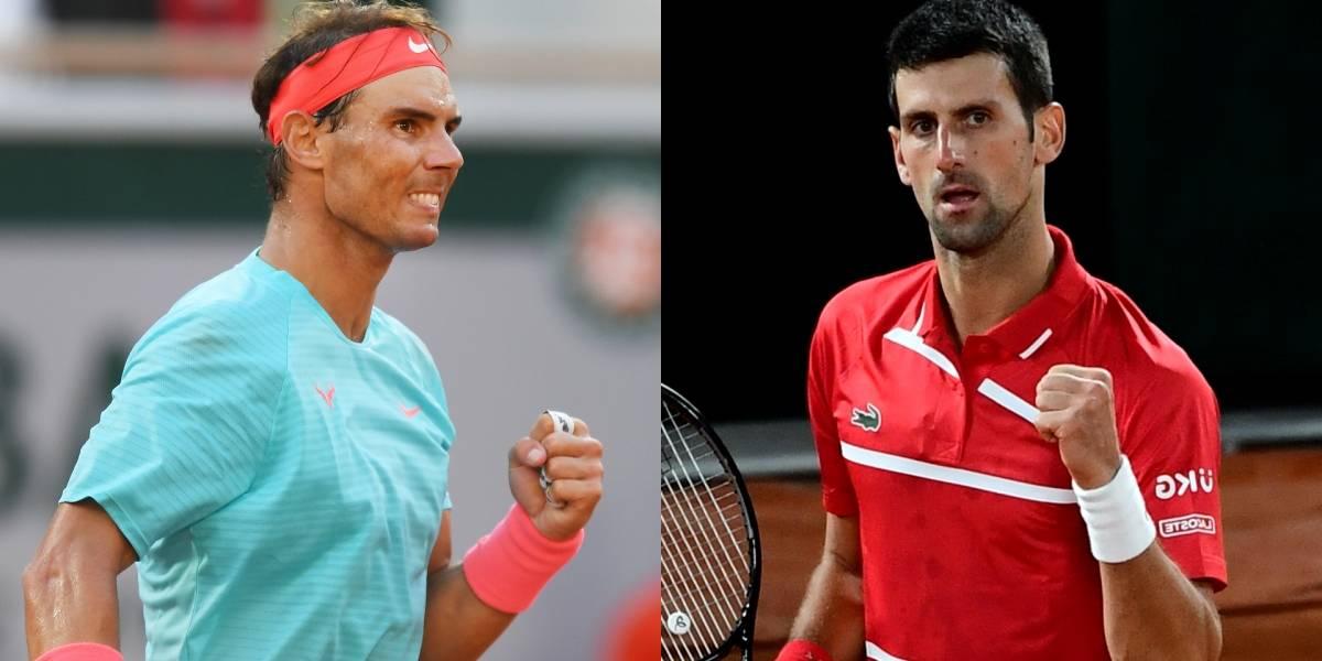 Rafael Nadal vs. Novak Djokovic | EN VIVO ONLINE GRATIS Link y dónde ver en TV Final de Roland Garros: canal y streaming