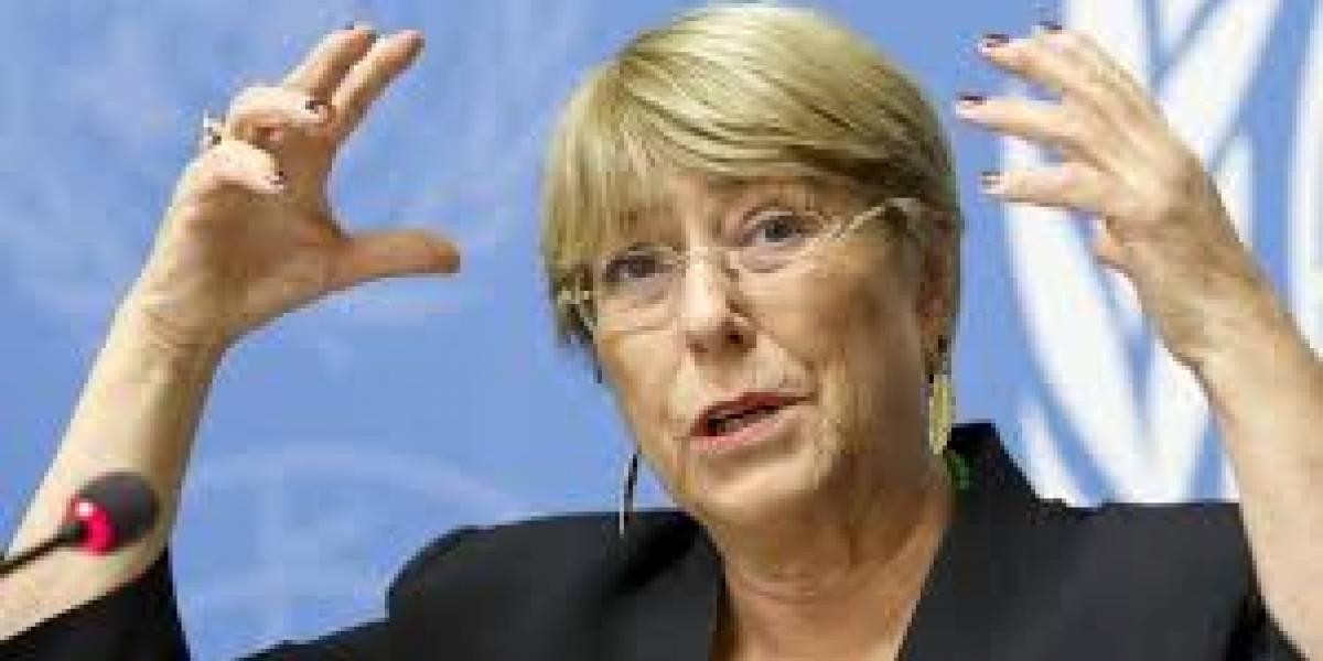 """¿Comisión de la ONU a Chile?: juez Garzón y organizaciones de DDHH piden presencia de """"observadores"""" de Bachelet"""