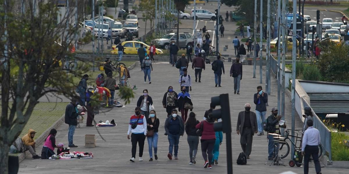 Coronavirus en Ecuador: 1.299 nuevos casos de COVID-19 en un día