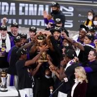 Lakers se proclama campeón de la NBA
