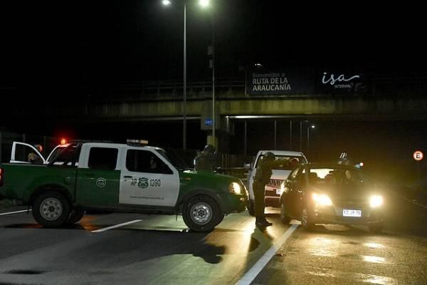 Cabo de guardia: se recupera el carabinero herido en ataque a balazos a la comisaría de Ercilla