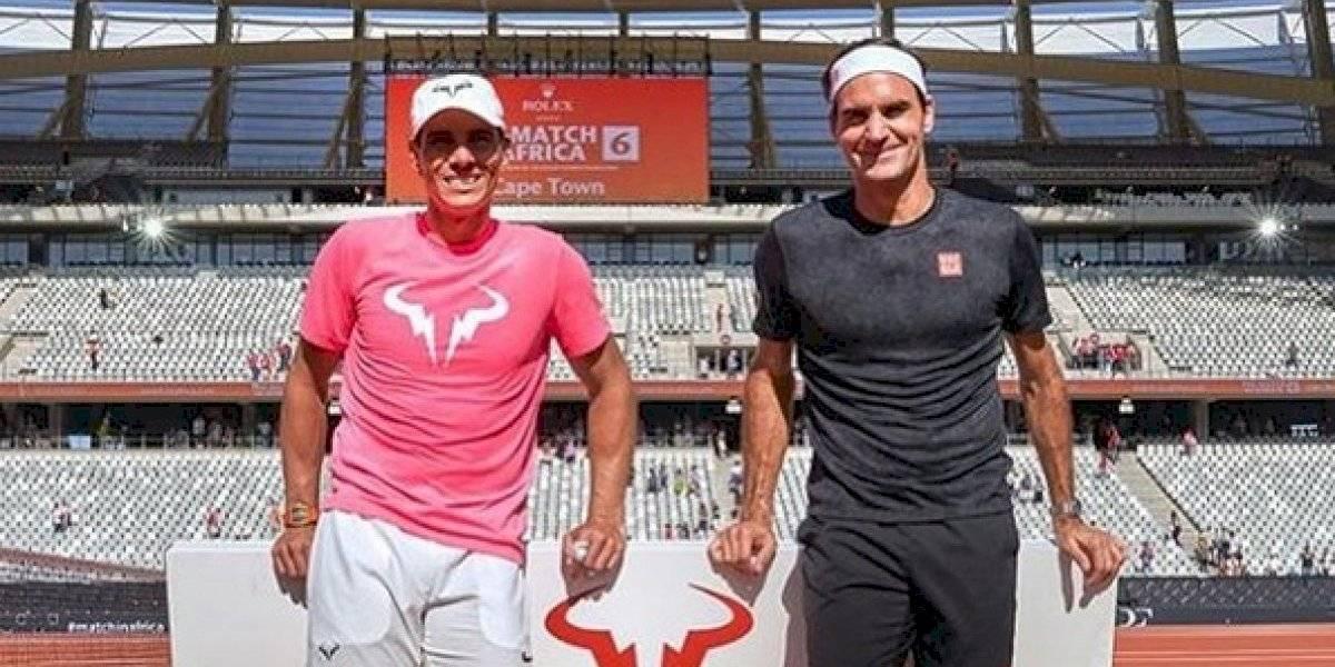 El emotivo mensaje de Federer a Nadal tras ganar Roland Garros y llegar al 20º Grand Slam