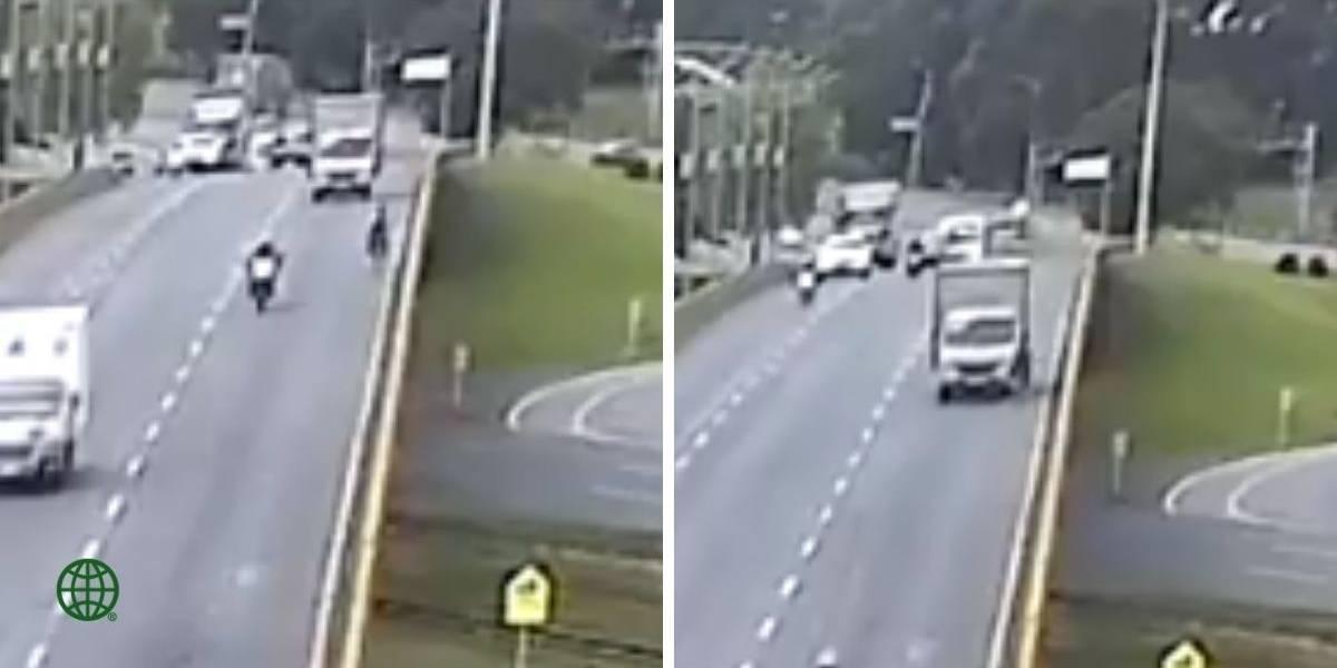 Fiscalía explica por qué no ha acusado a conductor que mató a ciclista en Chía