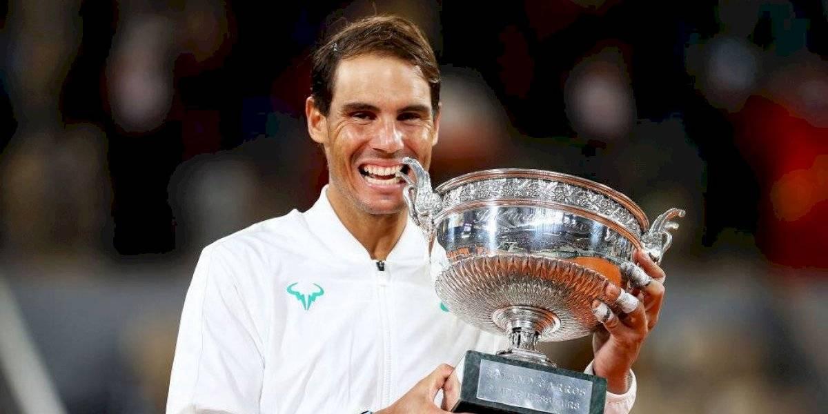 Rey absoluto de París: Rafa Nadal barrió a Novak Djokovic y conquistó su 13º Roland Garros