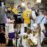 Todos los títulos de Los Ángeles Lakers
