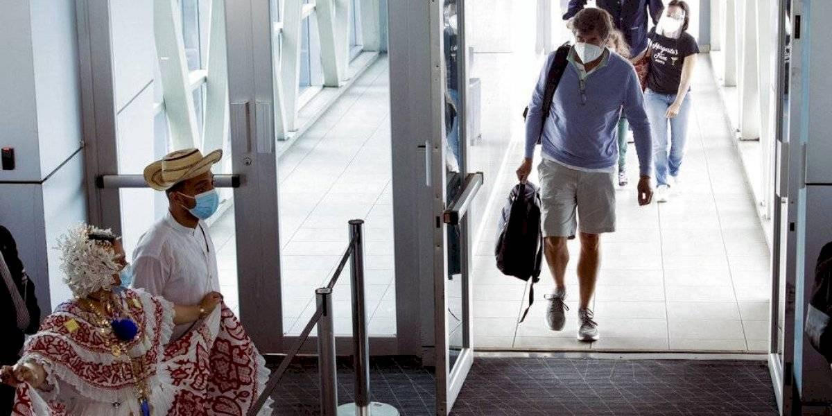 Panamá abre vuelos internacionales en busca reactivar el turismo