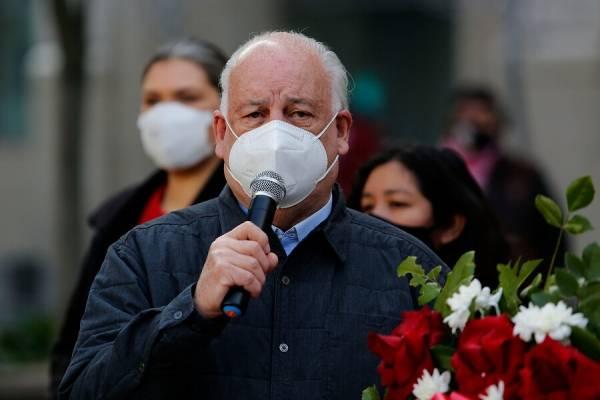 """Teillier y opción presidencial de Jadue: """"Es un síntoma de que algo nuevo está pasando en Chile"""""""