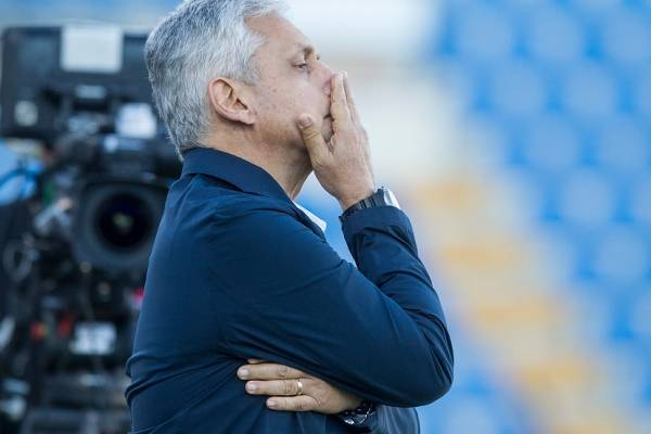 """Rueda se aferra a todo para ganarle a Colombia: """"Que la justicia divina nos premie al final"""""""