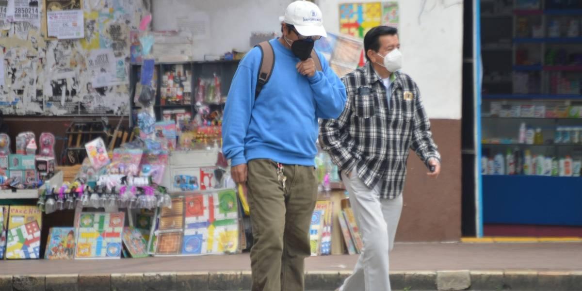 Baja la curva epidemiológica de Covid-19 en Ecuador