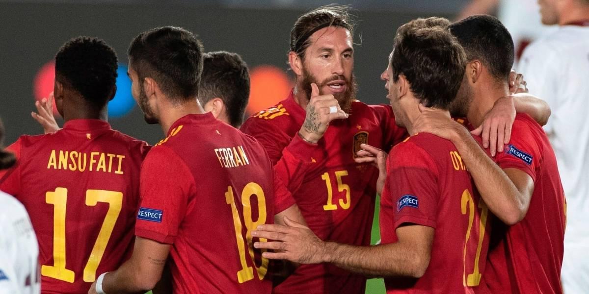 VER Ucrania vs España EN VIVO GRATIS Link Online hora y dónde ver en TV | Nations League: alineaciones, canal y streaming