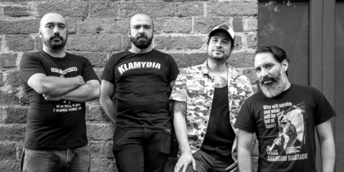 La banda colombiana Detective Wadd lanza su nuevo disco, '¡Cuánta porquería!'