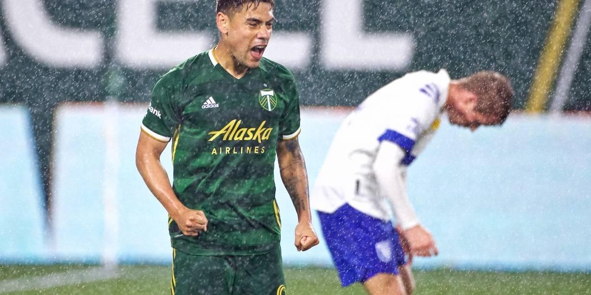 Felipe Mora sigue anotando en la MLS a falta de delanteros en la selección chilena