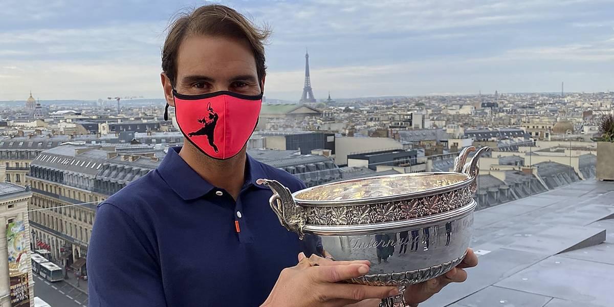Rafael Nadal, la bestia de la tierra batida y los Grand Slams