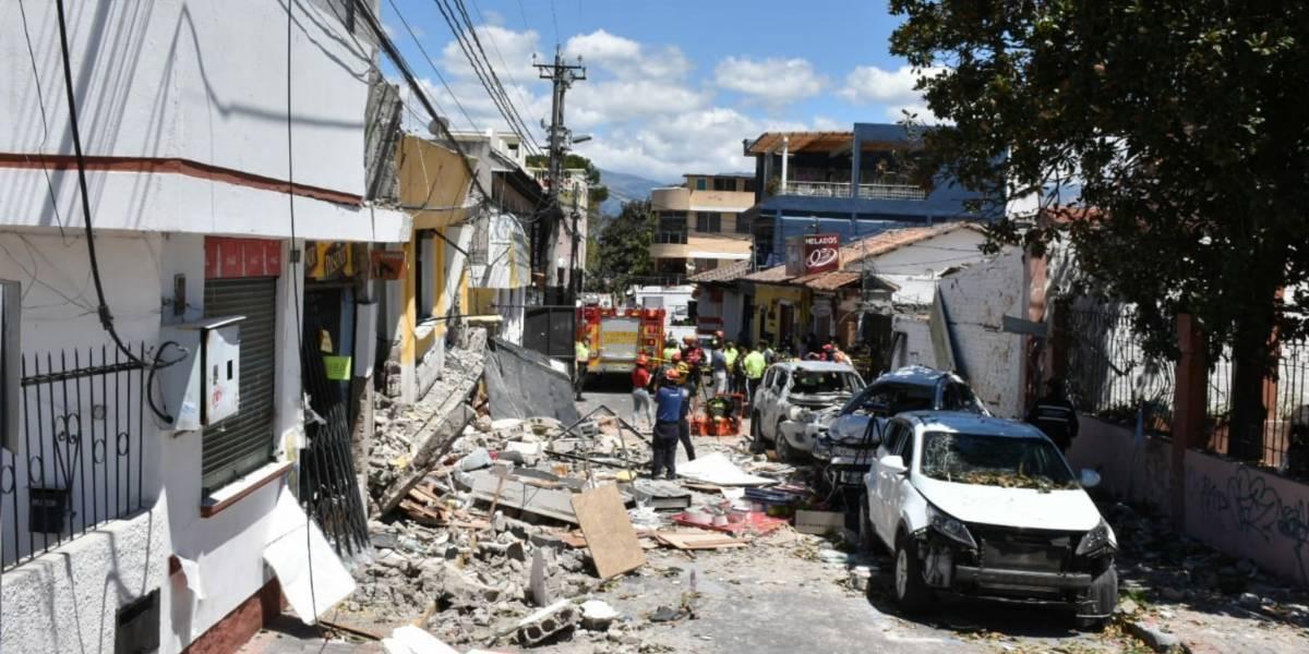 El Municipio de Quito revisará los restaurantes ubicados en Cumbayá que usen gas licuado de petróleo para su funcionamiento.