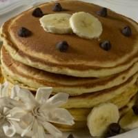 Así se preparan los hotcakes de avena y plátano sin harina para cuidar tu figura